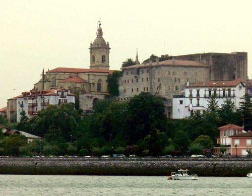 Hondarribia_Iglesia