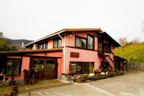 casa rural art and relax de hondarribia Gipuzkoa